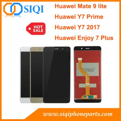 Huawei Mate 9 lite lcd, Huawei Mate 9 lite screen, Factory price mate 9 lite, Huawei Y7 prime 2017 LCD, Huawei enjoy 7P LCD screen