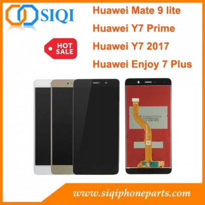 Huawei Mate 9 lcd lcd, écran Huawei Mate 9 lite, Prix usine mate 9 lite, écran LCD Huawei Y7 prime 2017, Huawei profitez de l'écran LCD 7P