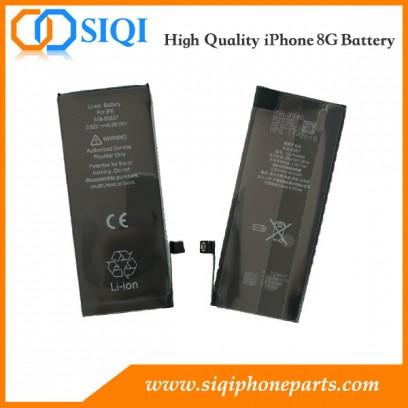 Batterie pour iPhone 8, batteries pour iPhone 8, réparation de la batterie pour iPhone 8, remplacement de la batterie pour iPhone 8, fournisseur de la batterie pour iPhone 8