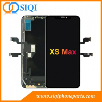 écran max iPhone XS, iPhone XS max lcd remplacement, écran iPhone XS max Chine, XS max écran oled, OLED iPhone XS max