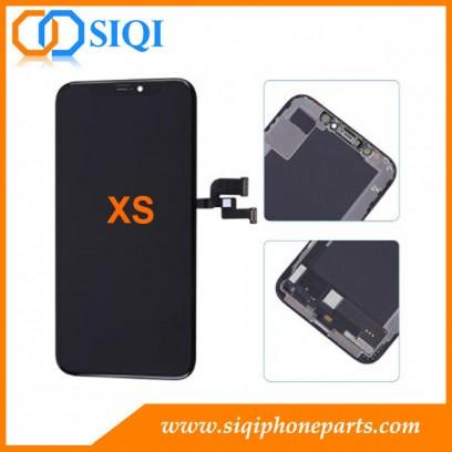 écran iPhone XS, écran LCD iPhone XS, fournisseur d'écran iPhone xs, réparation d'écran iPhone XS, écran iPhone XS Chine