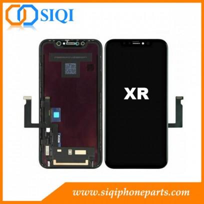 iPhone XR LCD ، شاشة iPhone XR ، شاشة LCD iPhone XR ، استبدال iPhone XR LCD ، عرض iPhone XR