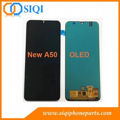 lcd Samsung A50, pantalla Samsung A505F, pantalla Samsung A50 OLED, fábrica de pantallas Samsung OLED, pantalla Samsung A50