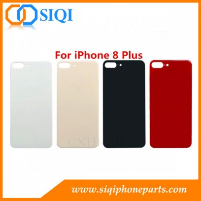 iPhone 8 plus back cover, iPhone 8P back glass, iPhone 8 plus battery cover, iPhone 8P battery housing, iPhone 8 plus back housing