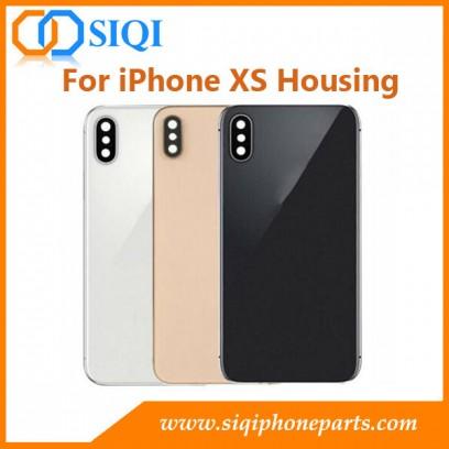 Carcasa trasera del iPhone XS, cubierta de la carcasa del iPhone XS, reemplazo de la carcasa del iPhone XS, reparación de la carcasa del iPhone XS, carcasa del iPhone XS de China