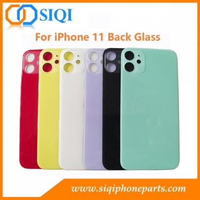 vidrio trasero del iPhone 11, vidrio trasero del iPhone 11, tapa trasera del iPhone 11, reemplazo del vidrio trasero del iPhone 11, reparación de la tapa trasera del iPhone 11