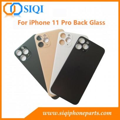 Vitre arrière de l'iPhone 11 pro, Vitre arrière de l'iPhone 11 pro, Coque arrière de l'iPhone 11pro, Réparation de la vitre de l'iPhone 11 pro, Remplacement de la vitre arrière de l'iPhone 11 pro
