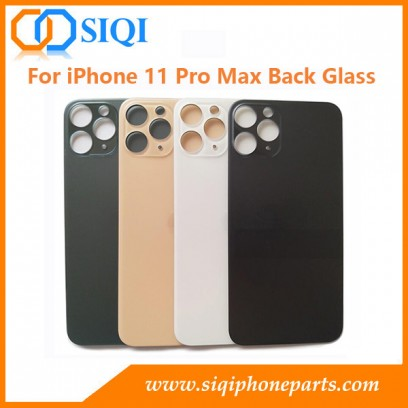 iPhone 11 pro max back glass, iPhone 11 pro max glass back, iPhone 11 pro max back cover, rear glass iPhone 11 pro max, 11 pro max back glass China