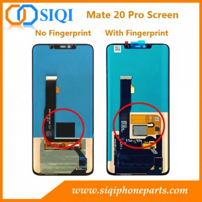 Huawei Mate 20 Pro画面、Mate 20 pro画面オリジナル、Mate 20 Pro画面、フレーム付き、Mate 20 Pro画面中国、Mate 20 pro AMOLED画面