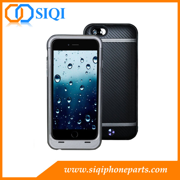 MFI battery case, for iPhone 6 battery case, MFI battery case for iPhone, battery case wholesale, iPhone battery case China