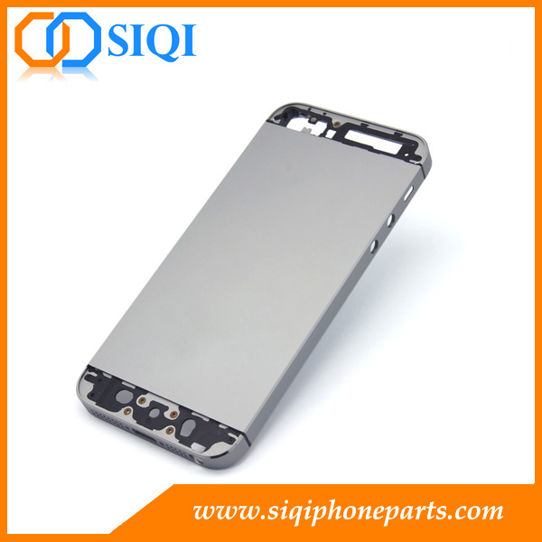 the latest 975b6 d3e3e Replacement Parts for iPhone 5S Back Cover Without Top and Bottom ...