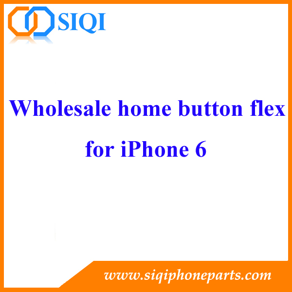 câble flex pour le bouton d'accueil, remplace pour le bouton d'accueil iphone 6, remplacement du bouton d'accueil, réparation pour le bouton d'accueil iphone, flex pour le bouton d'accueil