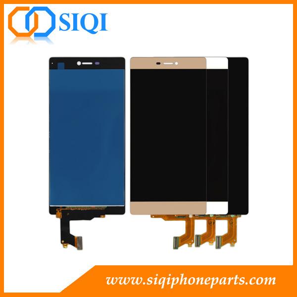لهواوي P8 LCD ، لاستبدال عرض هواوي P8 ، هواوي P8 LCD تعمل باللمس الجمعية ، شاشة هواوي P8 ، لإصلاح هواوي P8 LCD